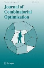 Journal of Combinatorial Optimization 2/2018