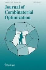 Journal of Combinatorial Optimization 4/2018