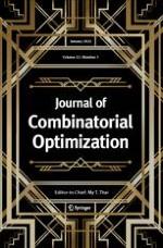 Journal of Combinatorial Optimization 3/2004