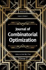 Journal of Combinatorial Optimization 2/2005