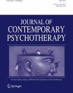 Journal of Contemporary Psychotherapy 2/2017