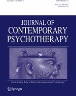 Journal of Contemporary Psychotherapy 3/2017
