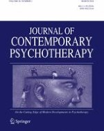 Journal of Contemporary Psychotherapy 1/2018