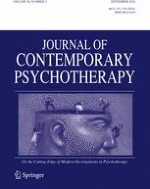 Journal of Contemporary Psychotherapy 3/2018