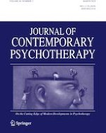 Journal of Contemporary Psychotherapy 1/2019