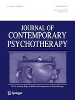 Journal of Contemporary Psychotherapy 3/2019