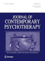 Journal of Contemporary Psychotherapy 4/2019