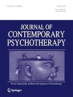 Journal of Contemporary Psychotherapy 1/2020