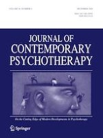 Journal of Contemporary Psychotherapy 4/2020