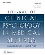 Journal of Clinical Psychology in Medical Settings 4/2014