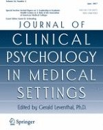 Journal of Clinical Psychology in Medical Settings 2/2017