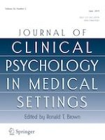 Journal of Clinical Psychology in Medical Settings 2/2019