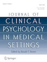 Journal of Clinical Psychology in Medical Settings 1/2020