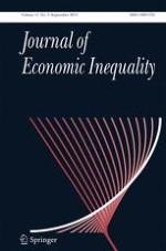 The Journal of Economic Inequality 2/2003