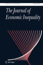 The Journal of Economic Inequality 4/2015