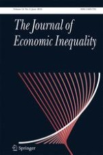 The Journal of Economic Inequality 2/2016