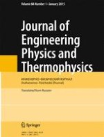 Journal of Engineering Physics and Thermophysics 1/2015