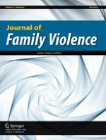 Journal of Family Violence 4/2016