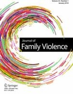 Journal of Family Violence 1/2018
