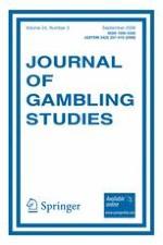 Journal of Gambling Studies 3/2008