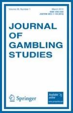 Journal of Gambling Studies 1/2012