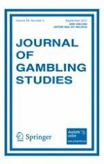 Journal of Gambling Studies 3/2012