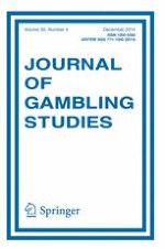 Journal of Gambling Studies 4/2014