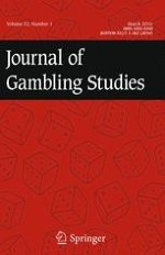Journal of Gambling Studies 1/2016