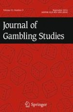 Journal of Gambling Studies 3/2016