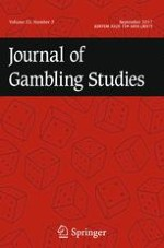 Journal of Gambling Studies 3/2017