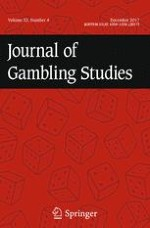 Journal of Gambling Studies 4/2017