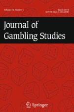 Journal of Gambling Studies 1/2018