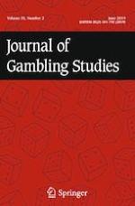 Journal of Gambling Studies 2/2019