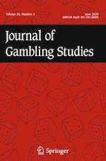 Journal of Gambling Studies 2/2020
