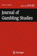 Journal of Gambling Studies 4/2020