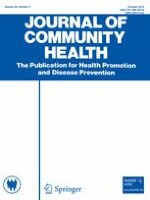 Journal of Community Health 5/2013