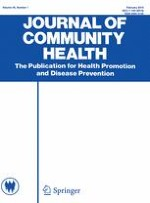 Journal of Community Health 1/2015