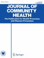 Journal of Community Health 4/2016