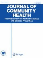 Journal of Community Health 5/2016