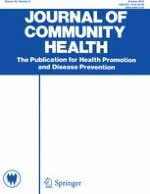 Journal of Community Health 5/2018