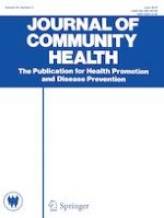 Journal of Community Health 3/2019