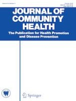 Journal of Community Health 5/2019