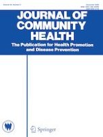 Journal of Community Health 6/2020