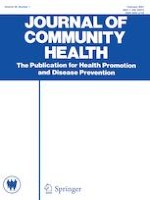 Journal of Community Health 1/2021