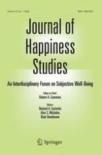 Journal of Happiness Studies 1/2009