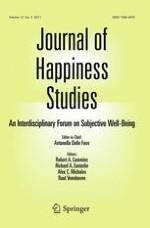 Journal of Happiness Studies 5/2011