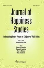 Journal of Happiness Studies 6/2016