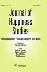Journal of Happiness Studies 4/2017