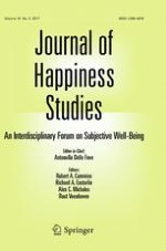 Journal of Happiness Studies 5/2017