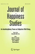 Journal of Happiness Studies 2/2018